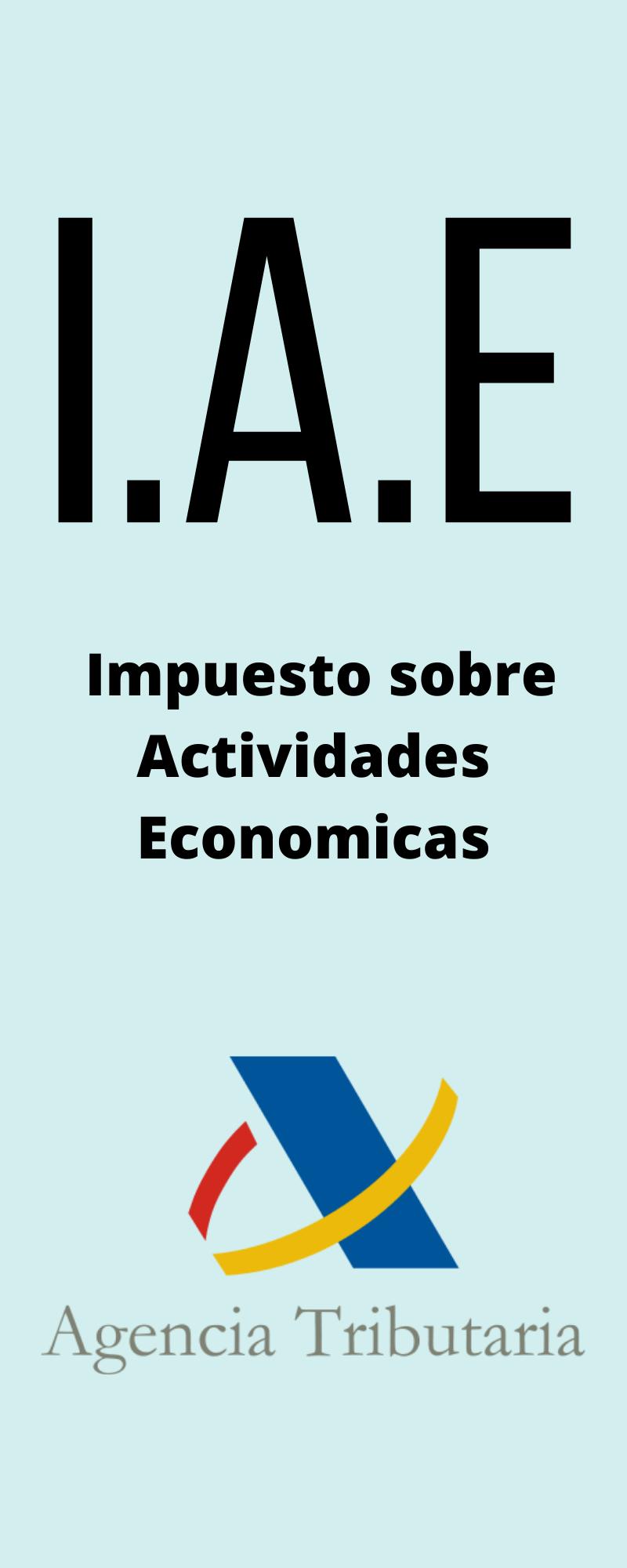 Qué es el IAE y quién está obligado a pagarlo
